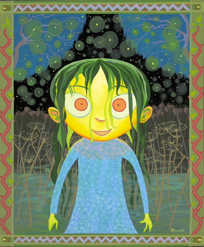 Feral Children #4: Firefly Girl
