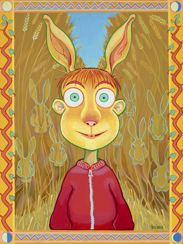 Feral Children #3: Hare Boy