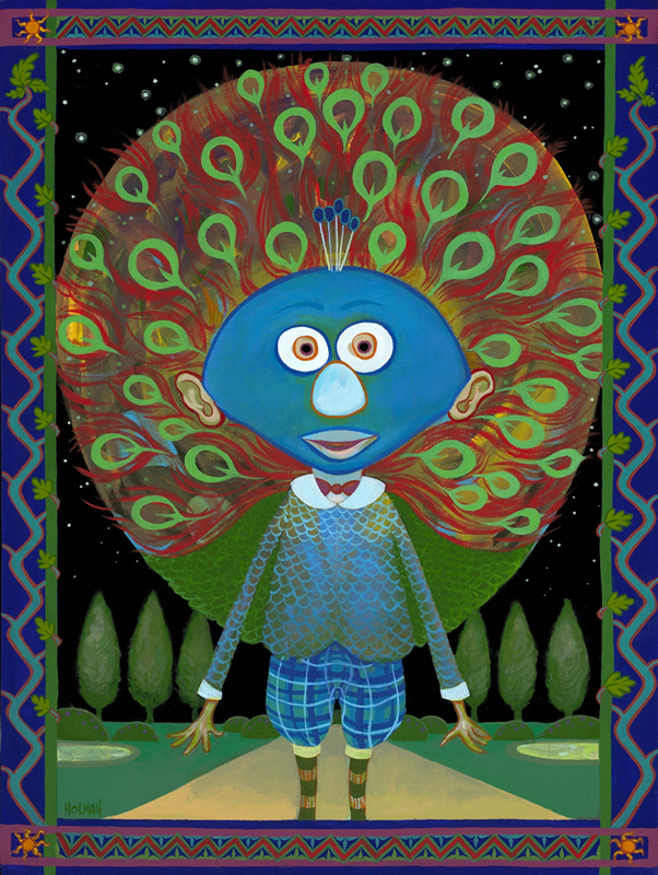 Feral Children #6: Peacock Boy