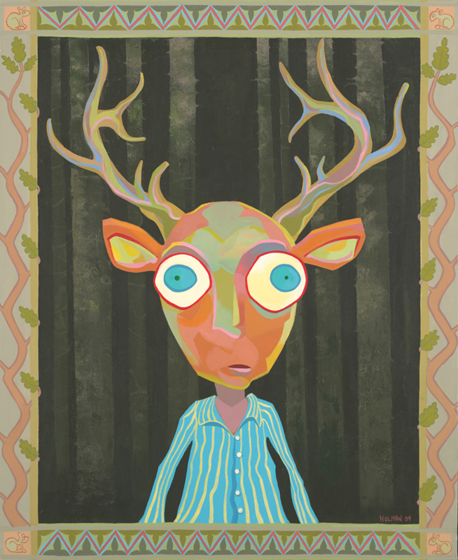 Feral Children #1: Reindeer Boy