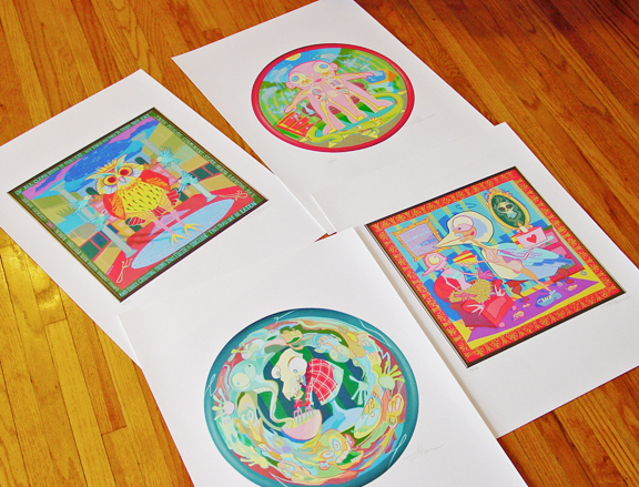 Example of Giclee Prints